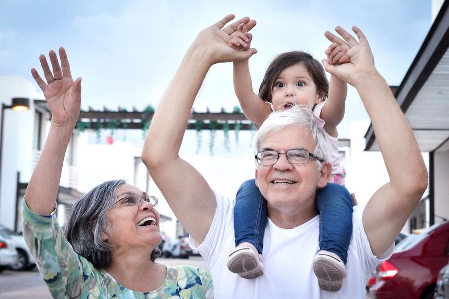 term life insurance grandparents grand daughter